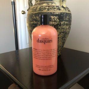 Philosophy Daiquiri Gel, Shampoo,  & Bubble Bath